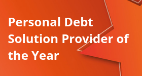 Personal Debt Solution Provider of the Year