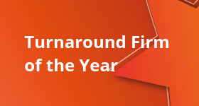 Turnaround Firm of the Year