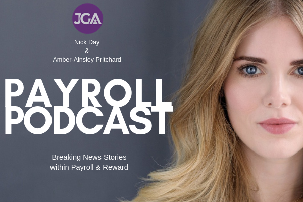 The Payroll Podcast, with Amber-Ainsley Pritchard