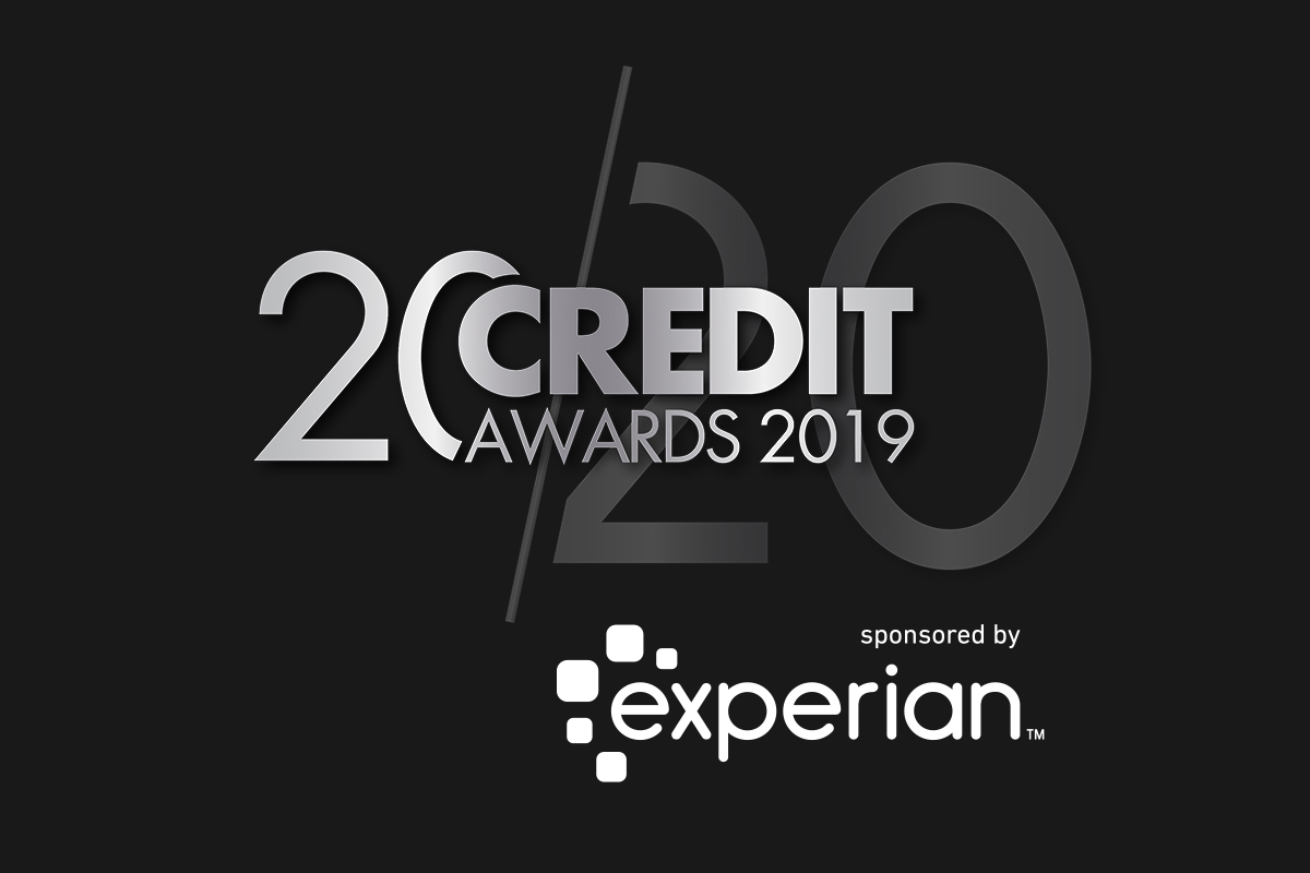 Experian confirmed as headline sponsor of 20th Credit Awards