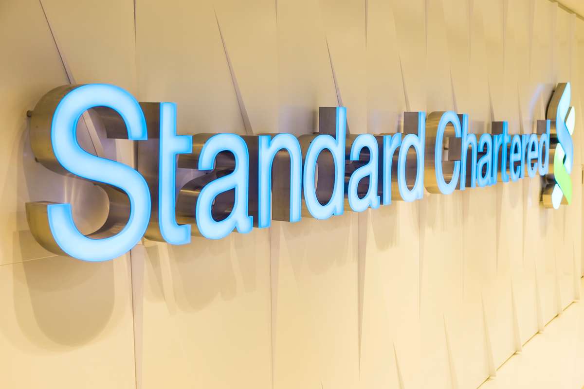 "Standard Chartered fined $1.1bn over ""serious and sustained"" money laundering breaches"