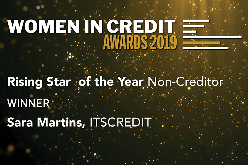 Rising Star of the Year - Non-Creditor