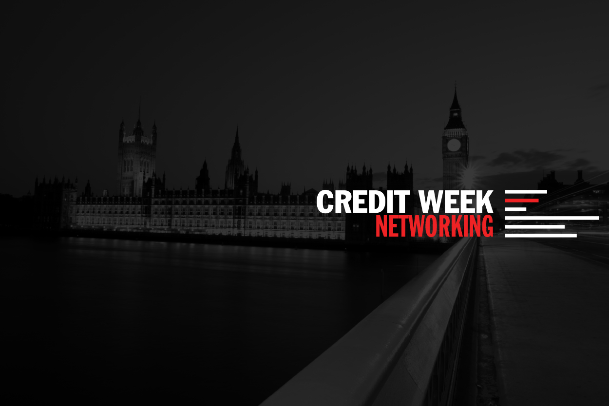 Credit Week Networking