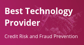 Best Technology Provider – Credit Risk and Fraud Prevention