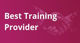 Best Training Provider