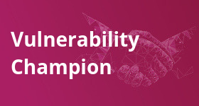 Vulnerability Champion