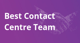 Best Contact Centre Team