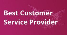 Best Customer Service Provider