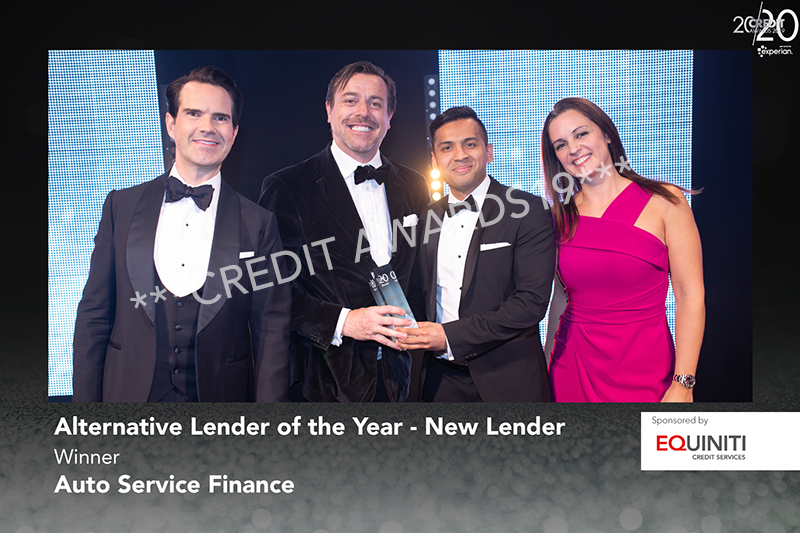 Alternative Lender of the Year - New Lender