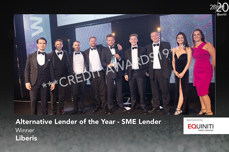 Alternative Lender of the Year - SME Lender