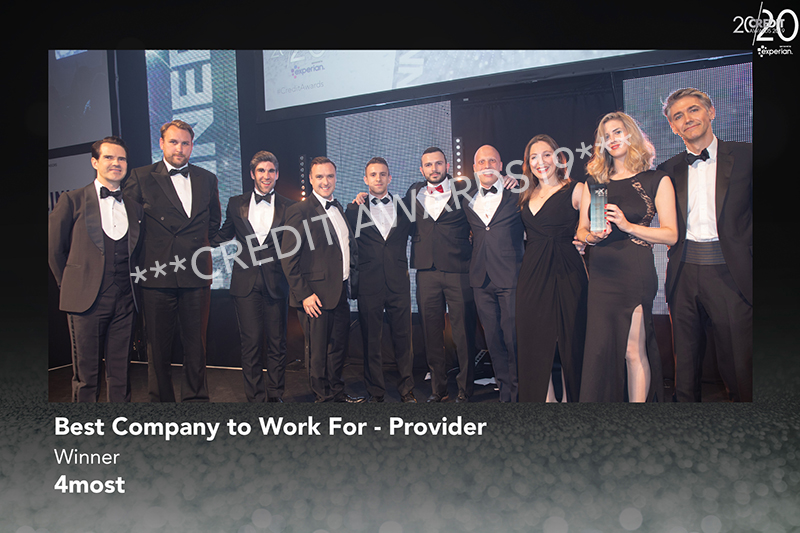 Best Company to Work For - Provider