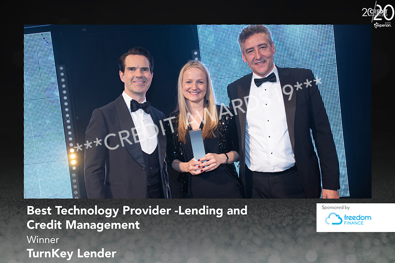 Best Technology Provider - Lending and Credit Management (2)