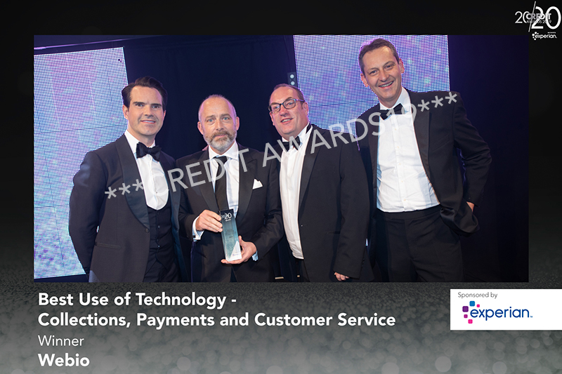 Best Use of Technology - Collections, Payments and Customer Service