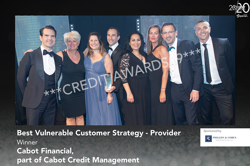 Best Vulnerable Customer Strategy - Provider