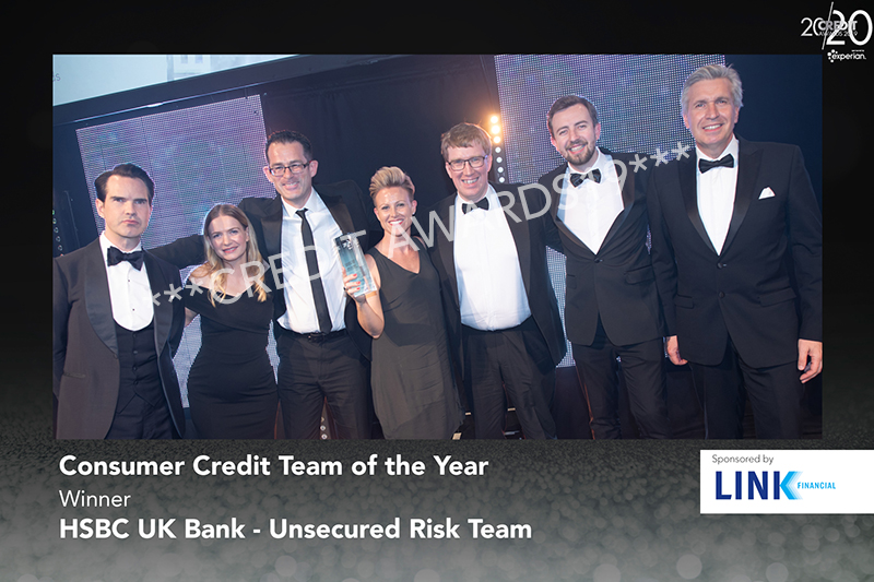Consumer Credit Team of the Year