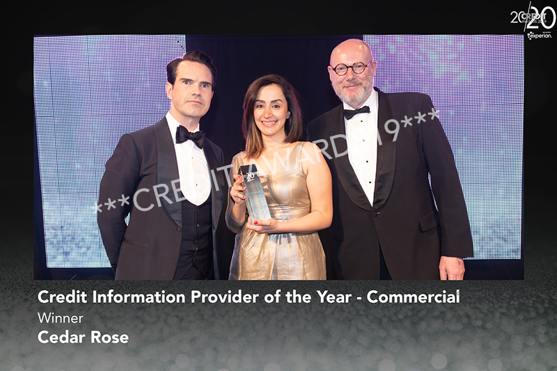 Credit Information Provider of the Year - Commercial