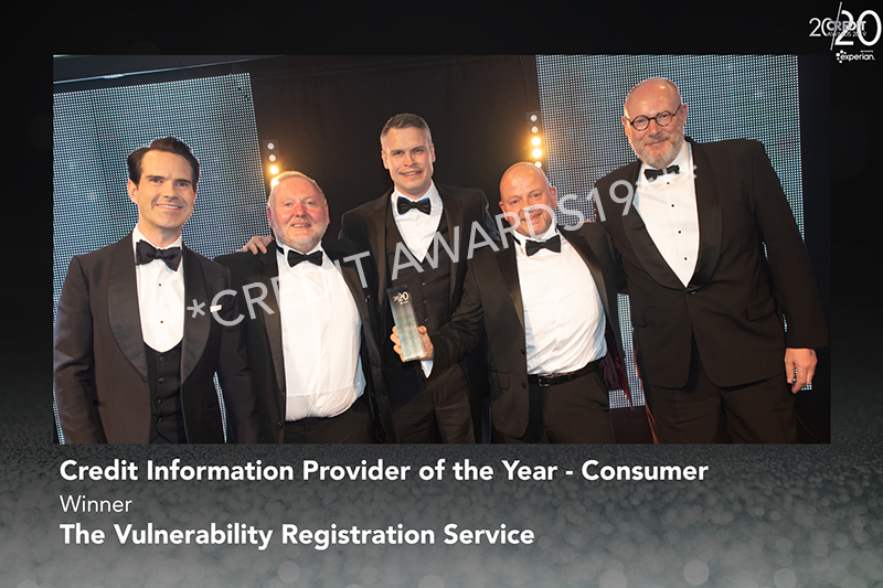 Credit Information Provider of the Year - Consumer