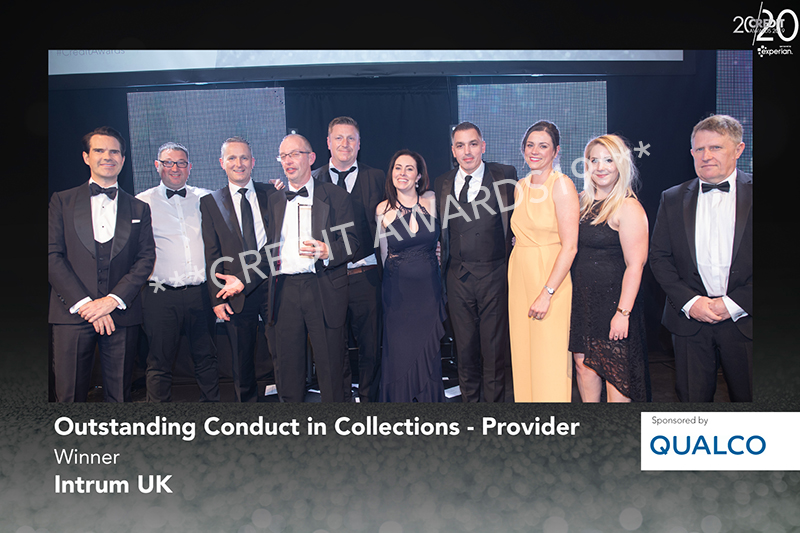 Outstanding Conduct in Collections - Provider