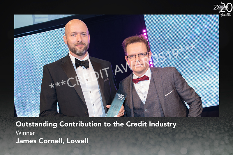 Outstanding Contribution to the Credit Industry