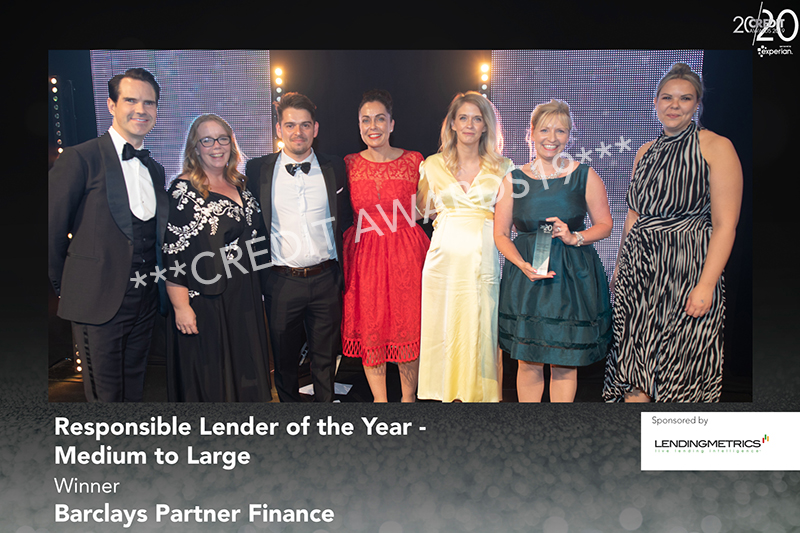 Responsible Lender of the Year - Medium to Large