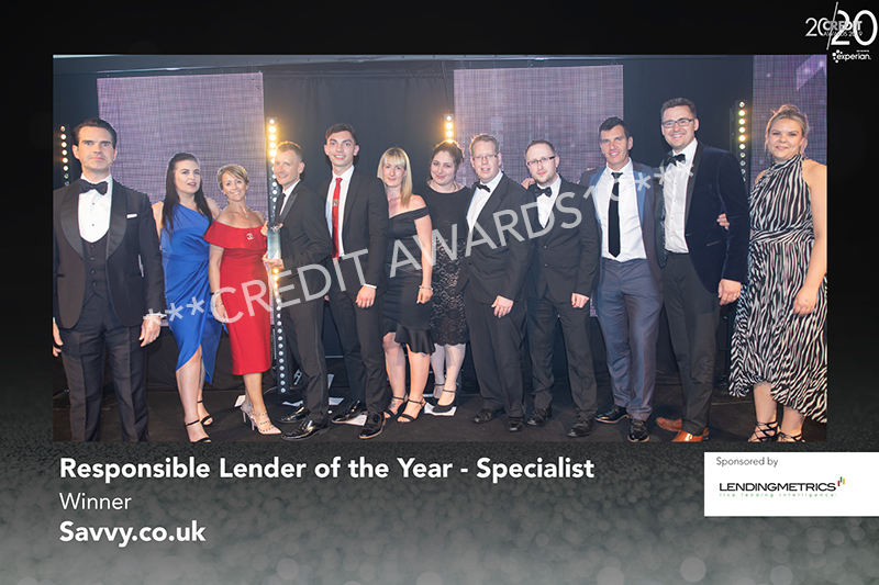 Responsible Lender of the Year - Specialist