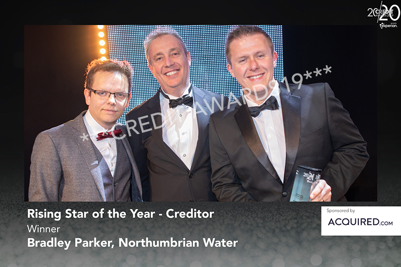 Rising Star of the Year - Creditor