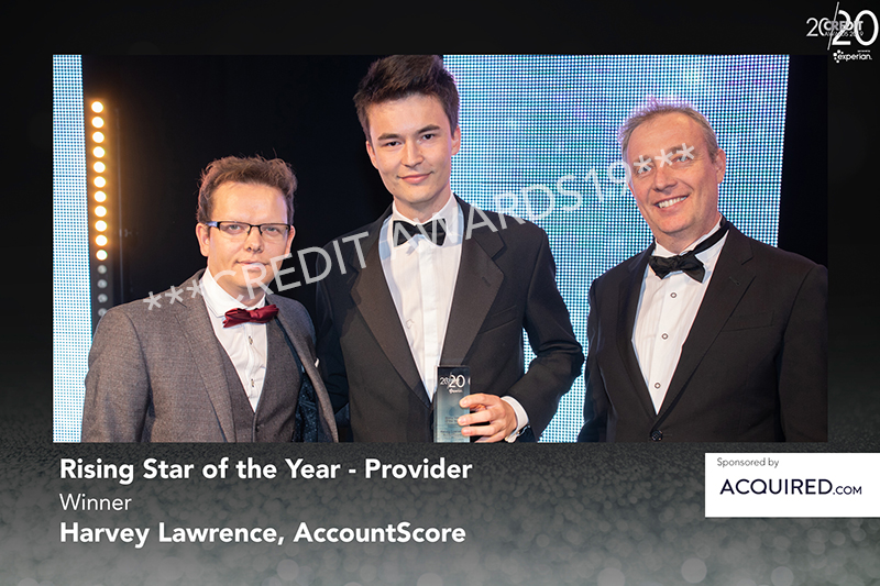 Rising Star of the Year - Provider