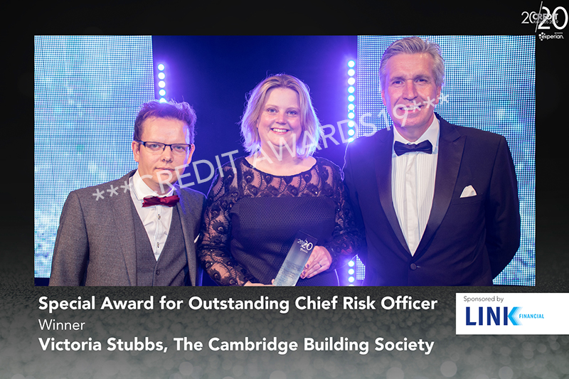 Special Award for Outstanding Chief Risk Officer