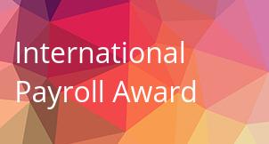 International Payroll Award