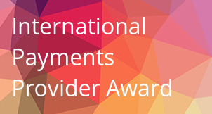 International Payments Provider Award