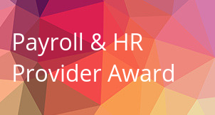 Payroll & HR Provider Award