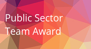Public Sector Team Award