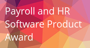 Payroll and HR Software Product Award