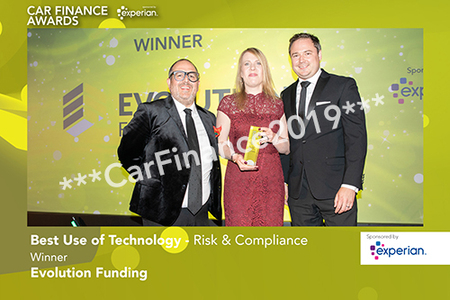 Best Use of Technology - Risk & Compliance