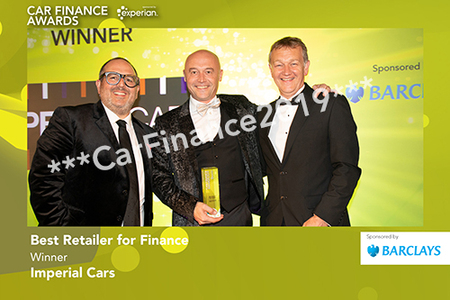 Best Retailer for Finance