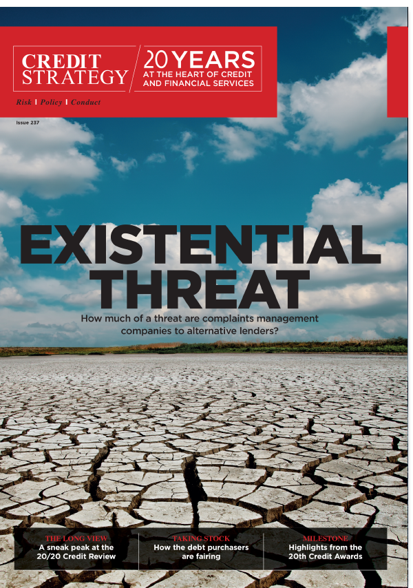 Existential threat: How much of a threat are complaints management companies to alternative lenders?