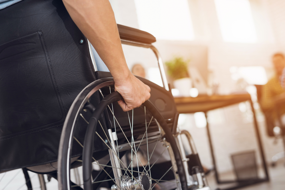 "Scope: ""Furlough is a vital safety net for disabled people who don't feel safe in the workplace"""
