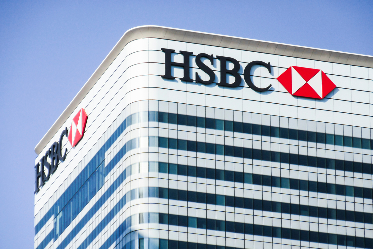 HSBC sees huge drop in credit losses