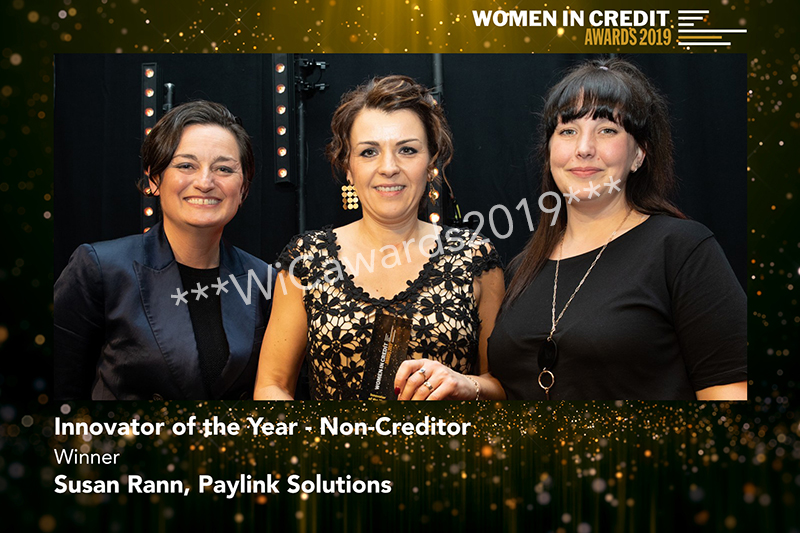 Innovator of the Year - Non-Creditor