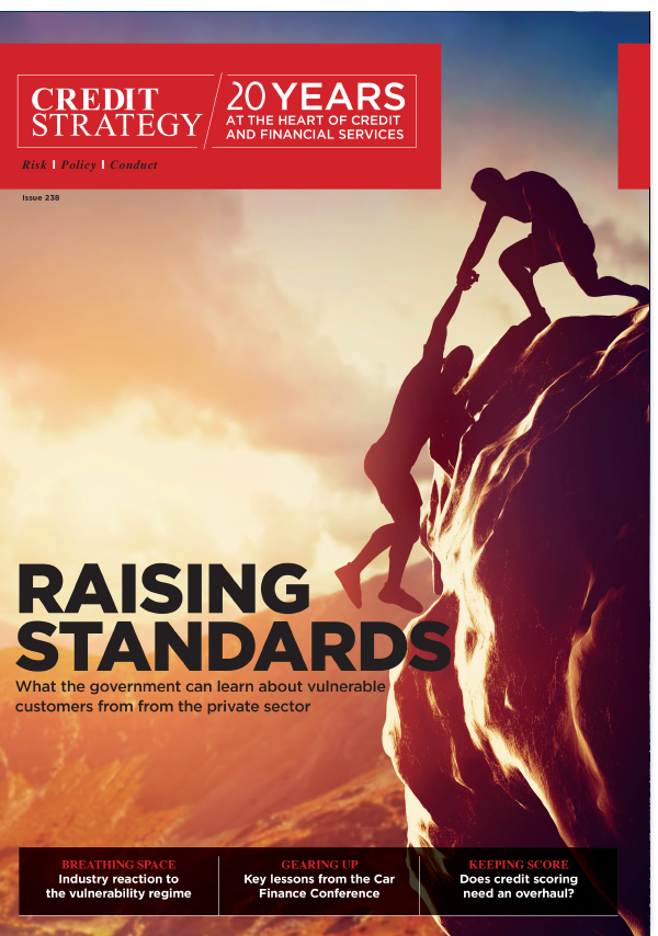 Raising standards: What the government can learn about vulnerable customers from the private sector