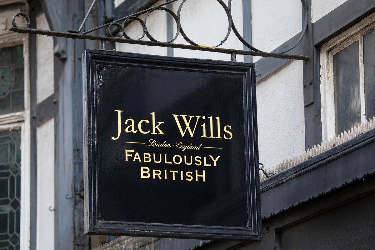 Mike Ashley buys Jack Wills out of administration