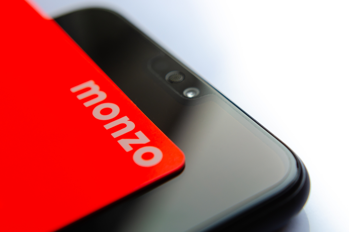 Monzo begins reporting data to Experian