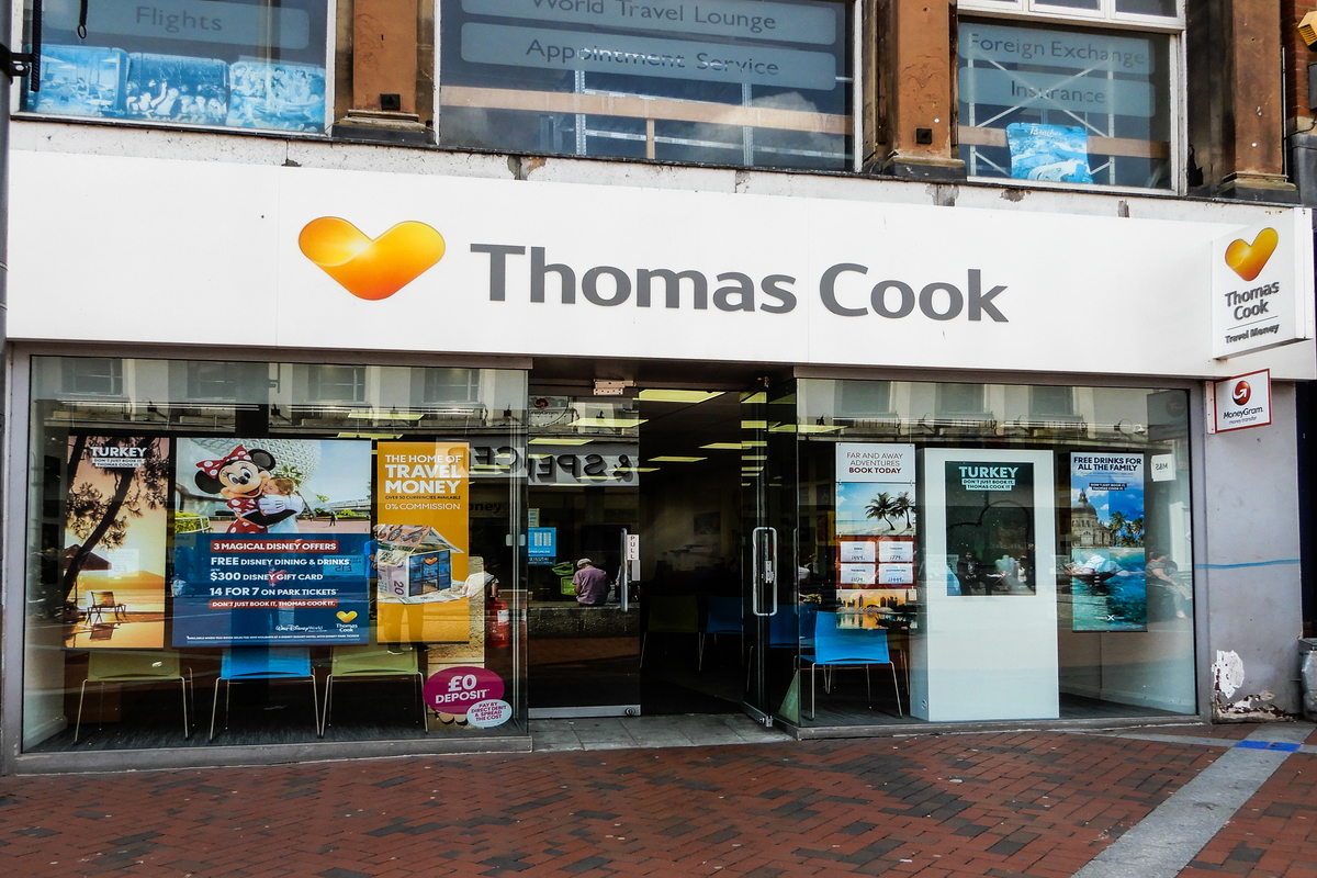 Hays Travel saves more than 500 Thomas Cook shops