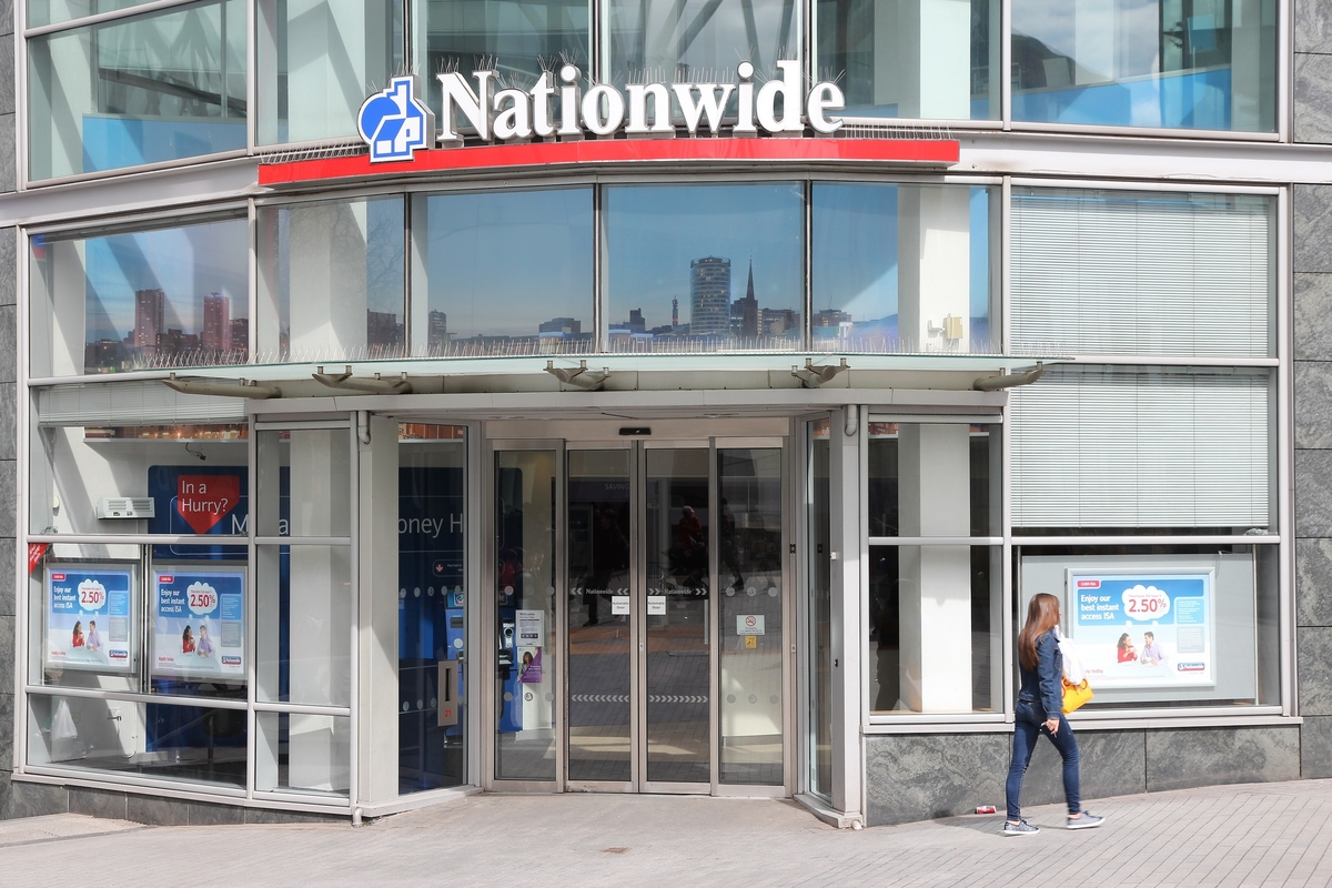 Nationwide's arrears stay low but provisions spike 143%