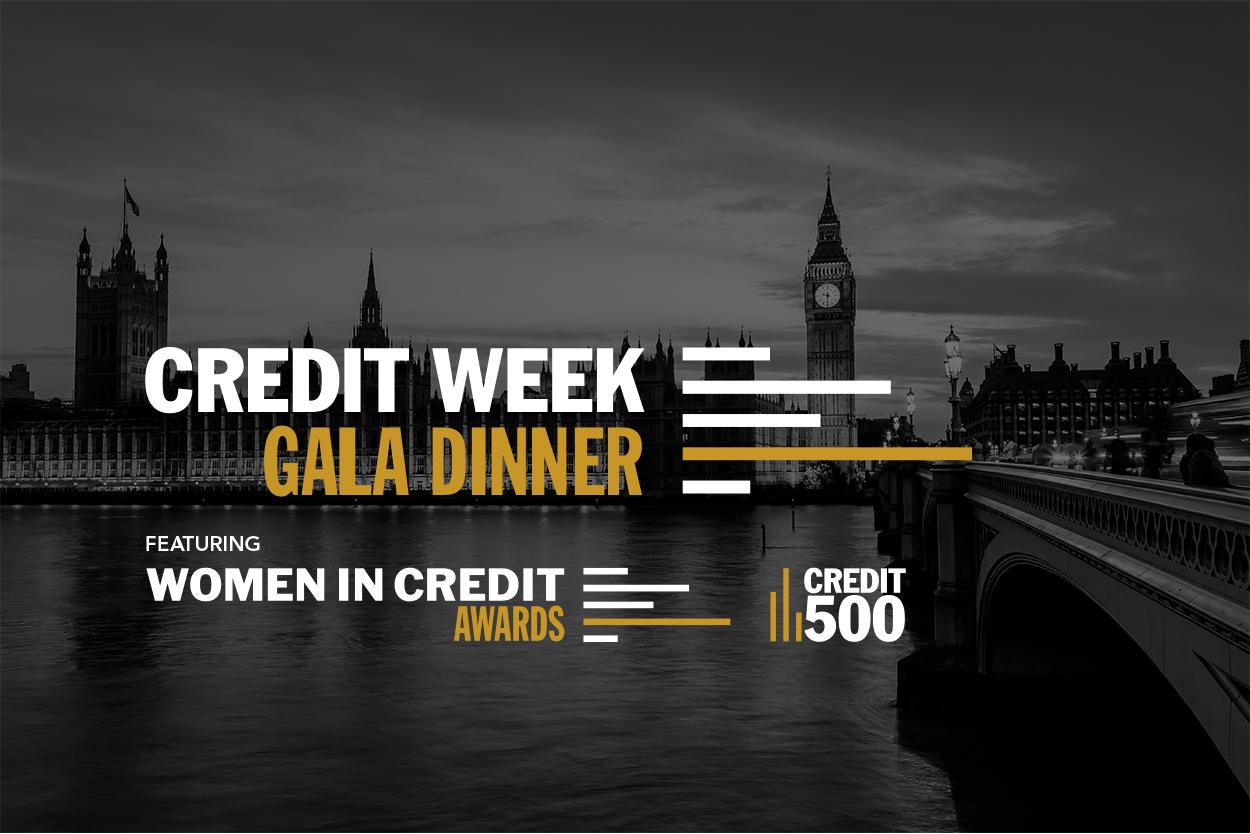 Credit Week Gala Dinner