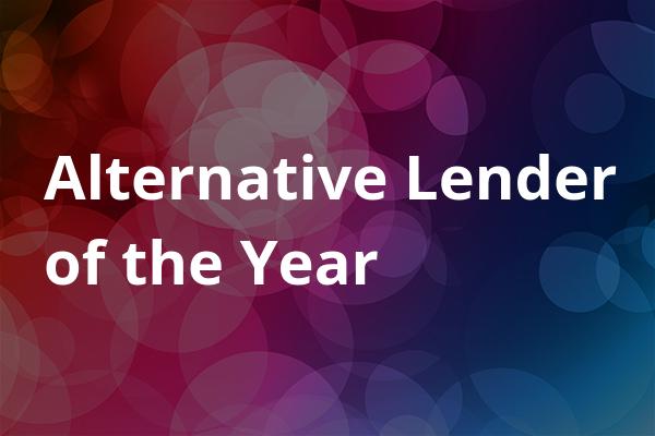 Alternative Lender of the Year