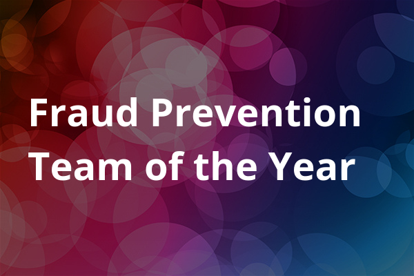 Fraud Prevention Team of the Year