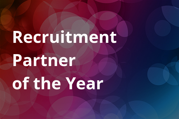 Recruitment Partner of the Year