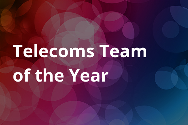 Telecoms Team of the Year