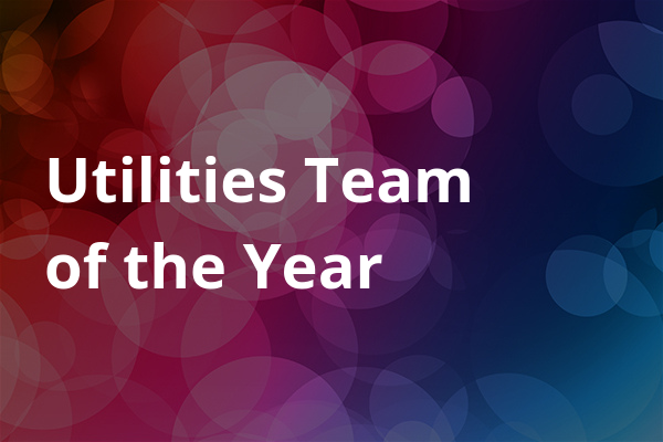 Utilities Team of the Year